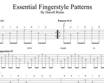 Spanish Romance Fingerstyle Guitar | Etsy