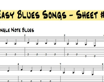 Learn the Blues - From Easy to Advanced!!