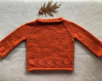 f1afdb4175c1 Organic baby sweater