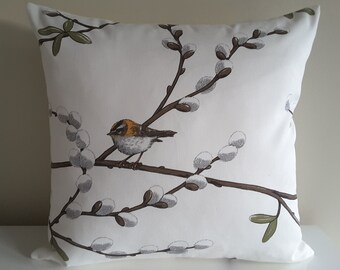 """Cushion cover """"Spring"""""""