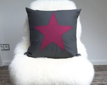 """Cushion Cover """"Star"""""""