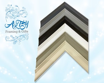 Made To Measure Frames - Balmoral Frame Moulding (IMPORTANT- Please Read Description Box before ordering)
