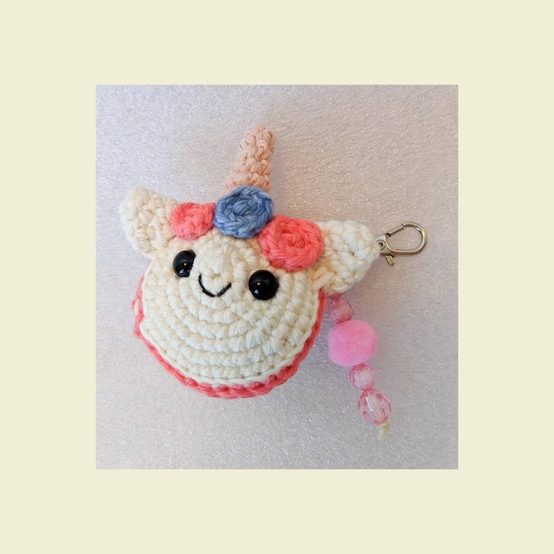 Unicorn Macaron (Free Amigurumi Crochet Pattern & Video Tutorial ... | 794x794