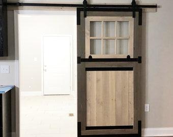 Barn Doors - Any Size - Sliding Barn Doors - Hardware Included - Rustic Barn Style Doors - Interior Barn Doors - Barn Door Gate & Interior barn door | Etsy