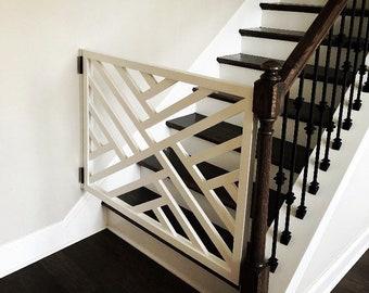 Modern baby gate design