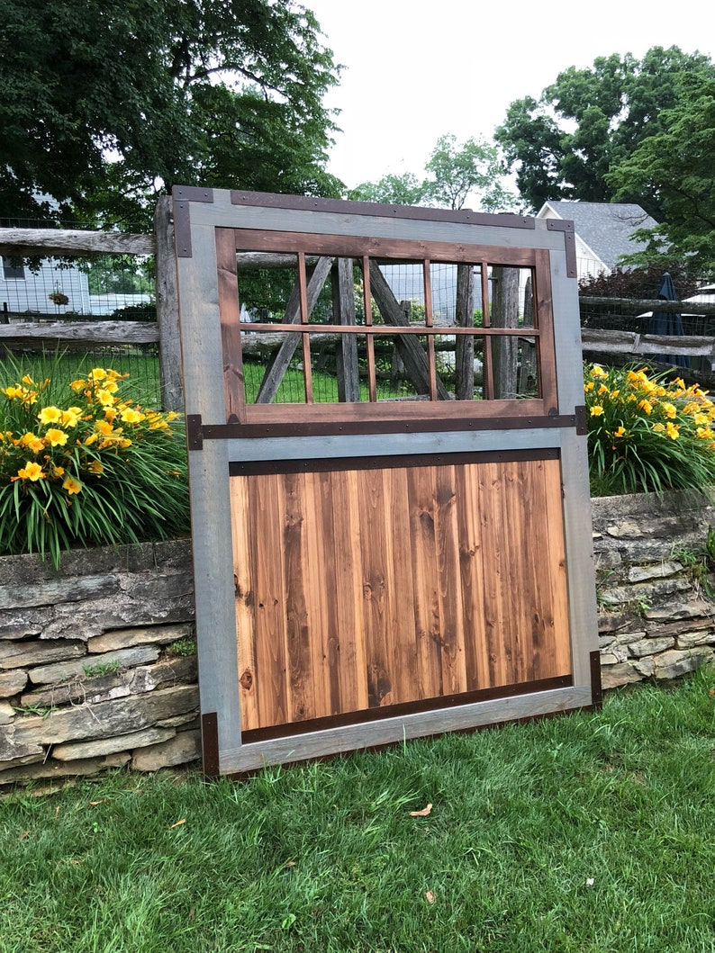 Barn Doors  Any Size  Sliding Barn Doors  Hardware Included image 0