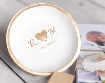 wedding ring holder wedding gifts for couples personalized wedding gifts for couple bridal shower gift for her personalized ring dish