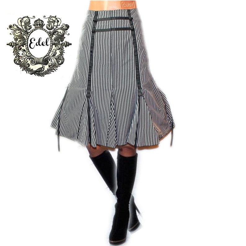 3590b290b8f Coat of arms button Bahnenrock Bell skirt Tulip Skirt 42