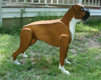 Attrayant Boxer Dog Statue   Etsy