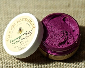 Hibiscus Mask    Facial Masque    Forever Young    Organic Face Mask