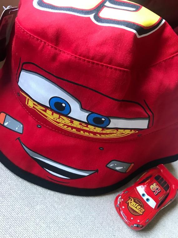 Lighting McQueen Bucket Hat  1d42924bbe8