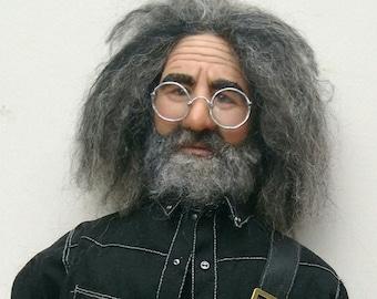 Jerry Garcia (Greatful Dead)