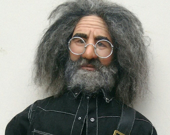 Jerry Garcia (Greatful Dead)