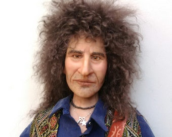 "Brian May (Guitarist from ""Queen"")"
