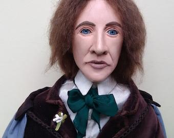 Oscar Wilde Doll