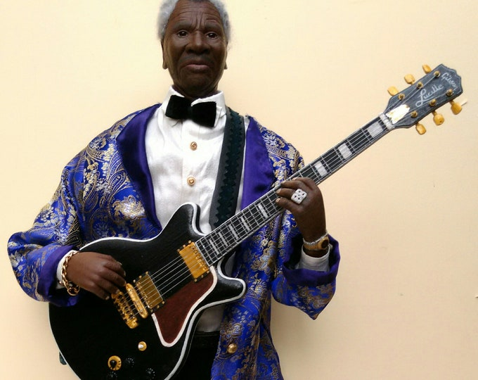 Blues Boy -  B.B KING - King of the Blues