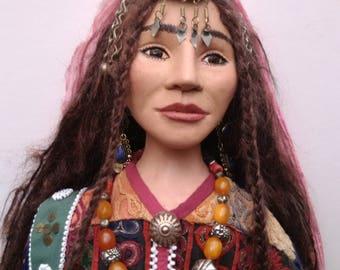 Afghan Girl SAMIRA