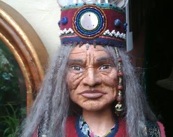 Siberian Shaman TAIGA