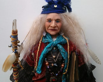 TUSNELDA the Witch