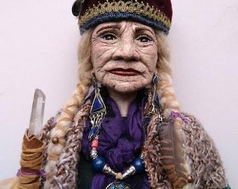 Hippie Witch Diandra
