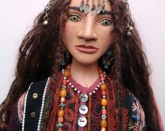 Afghan Girl SHARBAT