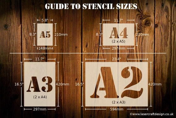 Various Sizes #5 Horse Stencil Paint Farm Animal Foal Pony Colt Stallion Art Crafts Wall Decor Furniture Fabric Wood Signs DIY Reusable