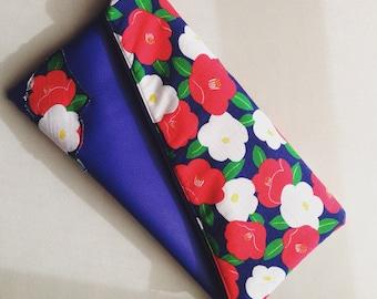 Embrayage/épaule sac Gypsy thème «voyage vers le Japon»