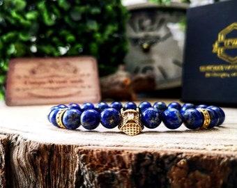 Viking bracelet steel, Mens viking jewelry, Gift for men, Christmas gift for him, Beaded jewelry for men, Perfect gift, Gift ideas