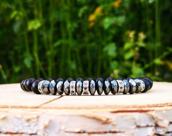 Basic luxury bracelet for men and women, Gift for men and women, Men's bracelet, Gift for him and her, Birthday gift