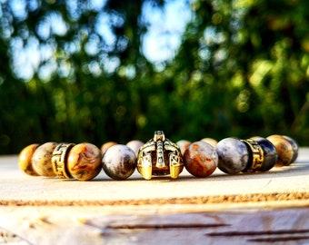 Helmet bracelets