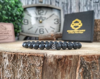 Partner bracelets, Personalized with your desired text bracelets for couples, Love bracelets with beads, Custom jewelry for man woman