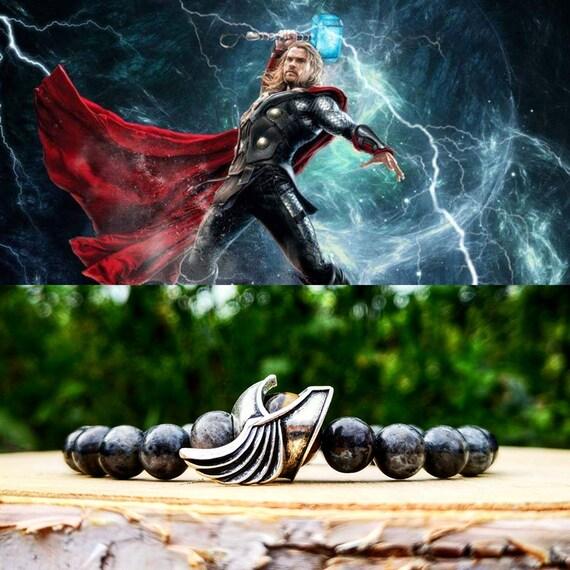 Thor, Thor bracelet, Marvel, Marvel bracelet, Marvel jewelry, Marvel comics, Marvel gift, Thor jewelry