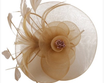 Fascinator hat  5523bc3ada9