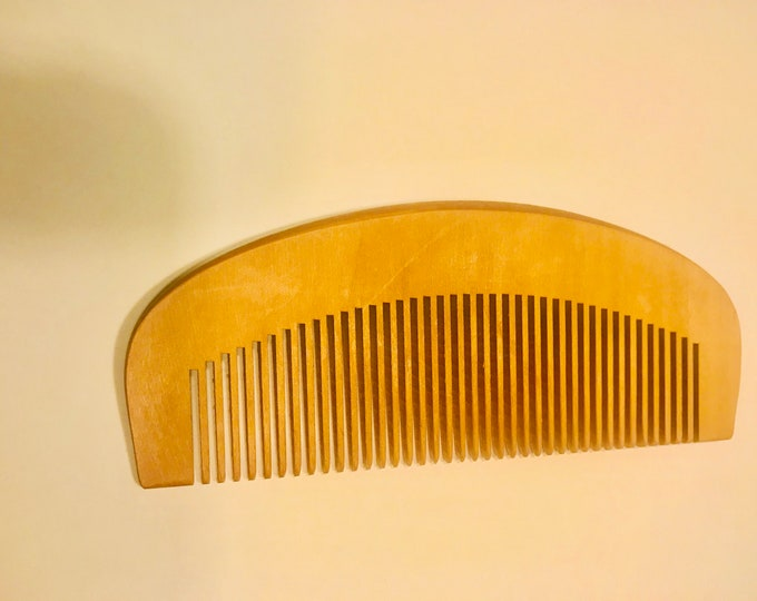 Beard Comb, beards, Father's Day gift, all natural.