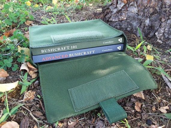 Raging River Bushcraft Book Pouch