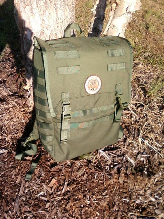 Raging River 3-Day Bushcraft Ruck