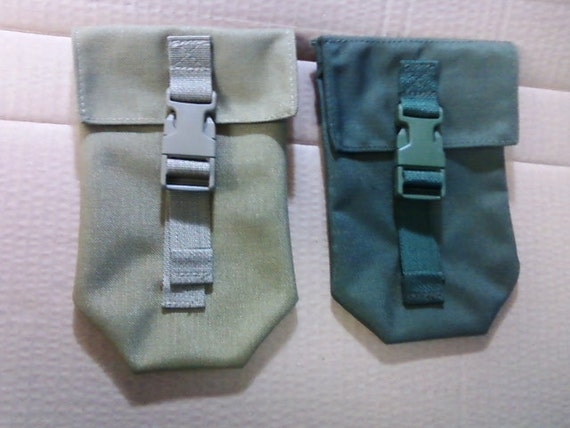 Bushcrafters Fire Pouch
