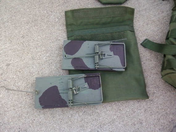 Bushcraft Subsistance Trap Kit