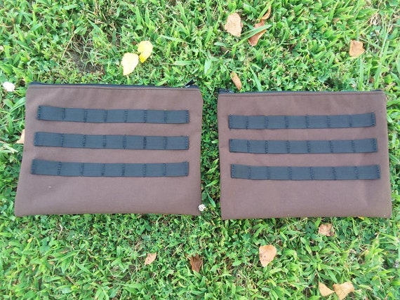 Raging River Zippered MOLLE Panels