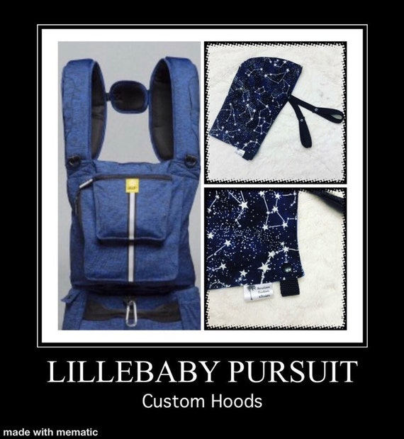 Lillebaby Accessories Made to Order