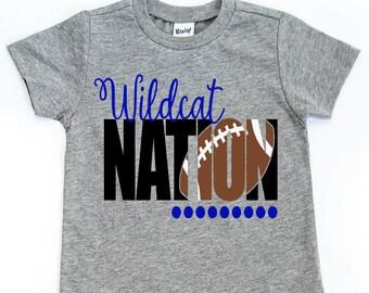 Wildcat Shirt Etsy