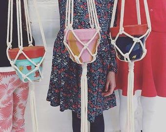 Children's Macramé Plant Hanger Kit