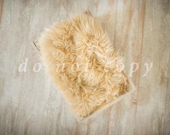 White Wood Floor Newborn Digital Background