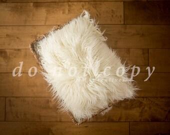 Wood Floor Newborn Digital Backdrop