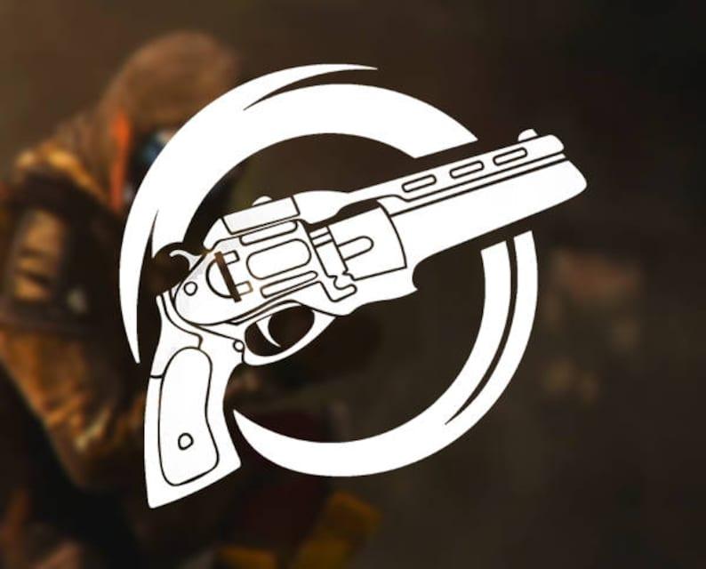 057523afb36e23 Destiny 2 Hunter Gunslinger Slinger's Sight Subclass | Etsy