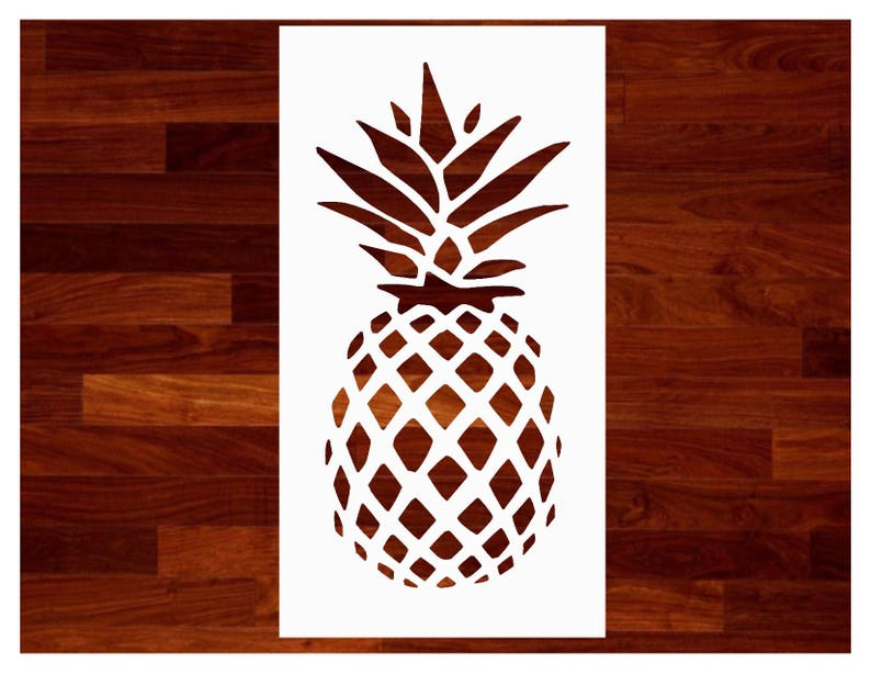 Pineapple Custom Stencil image 0