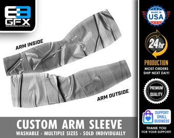 Duct Tape - Funny - Custom Arm Sleeve (Multiple sizes available)