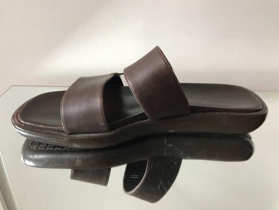 Louis Vuitton Mens slippers Vintage - image 8
