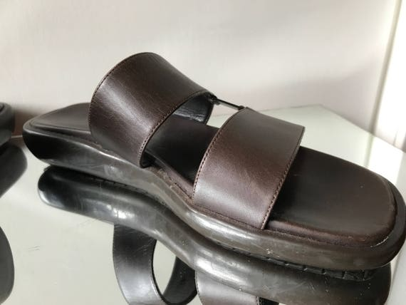Louis Vuitton Mens slippers Vintage - image 2