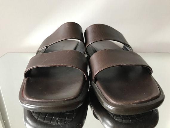 Louis Vuitton Mens slippers Vintage - image 10